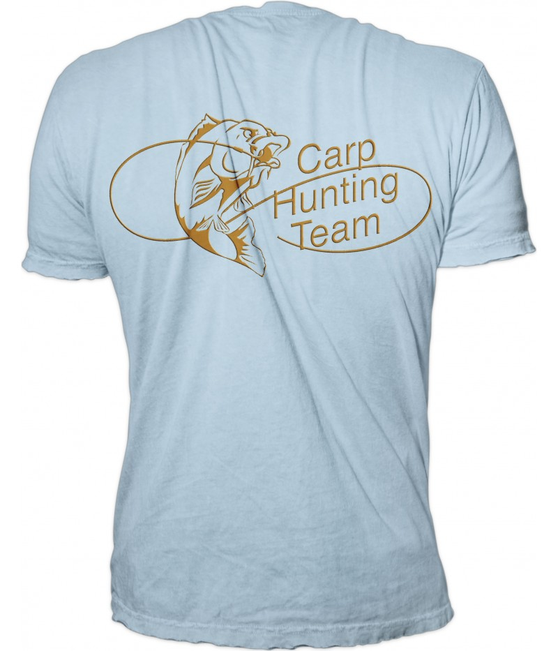 Риболовна тениска '' Шарани в три следобед''