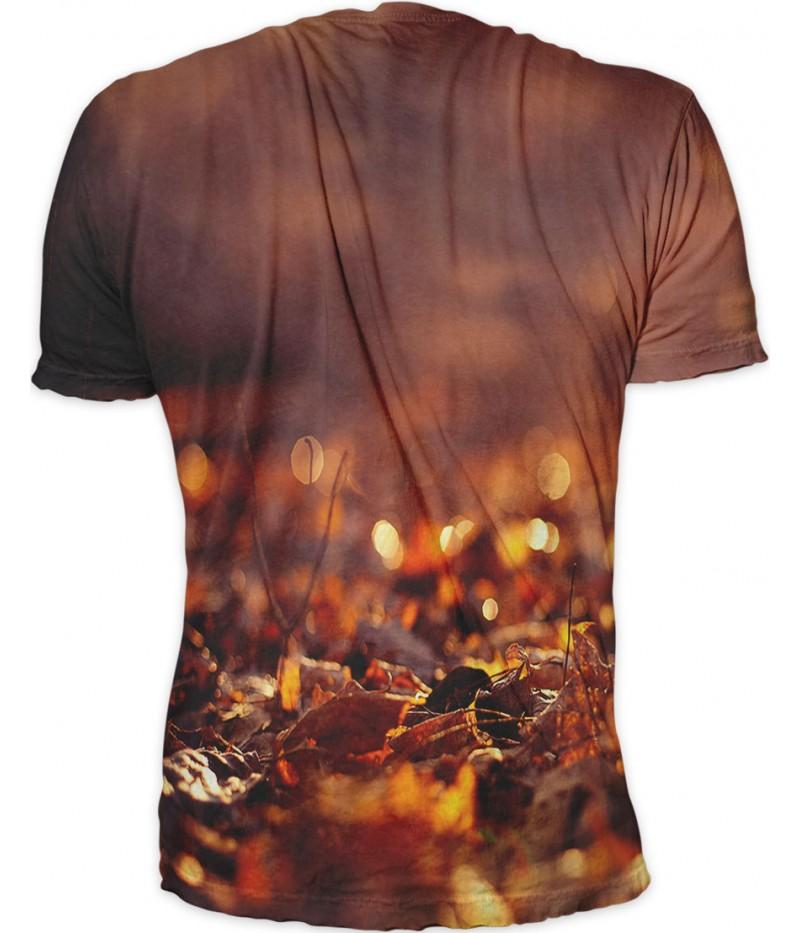 тениска с качулати гълъби