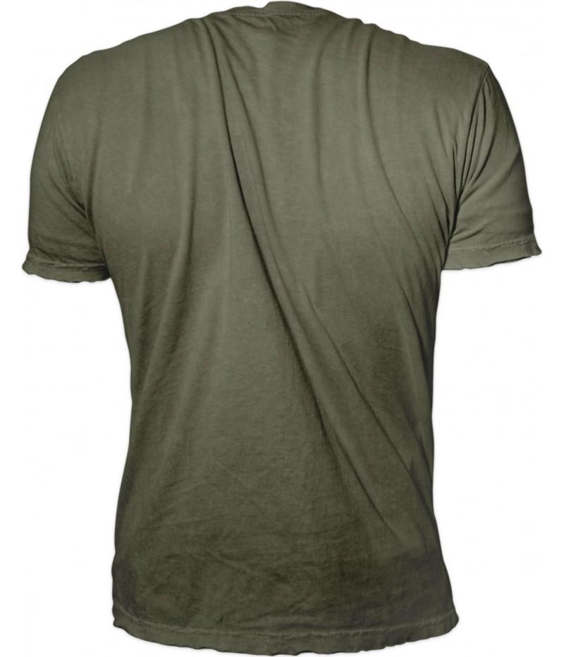Мъжка тениска-ловец на шаран