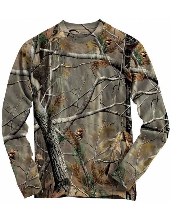 Ловна блуза с камуфлаж