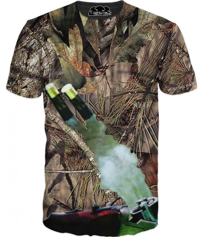 Ловна тениска - патрони