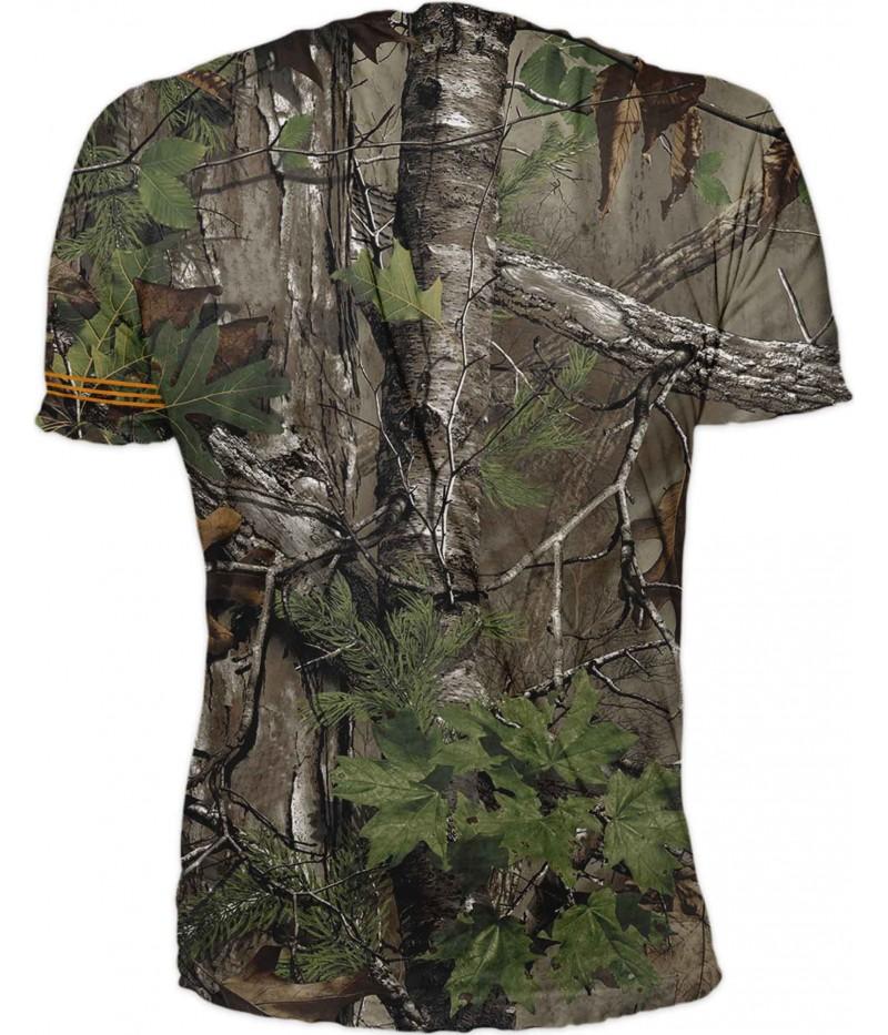 Ловна тениска - куче на пост