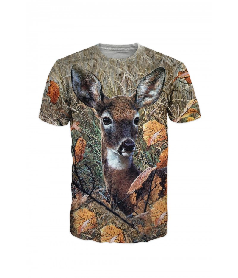 Ловна тениска със сръндак