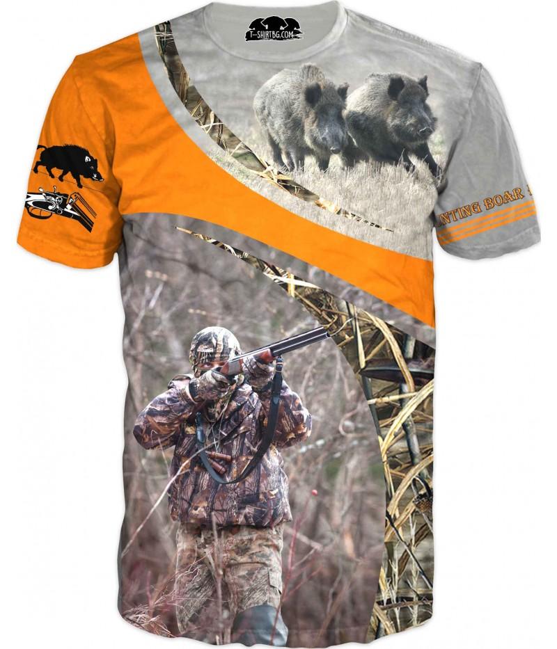 Лов на диви прасета