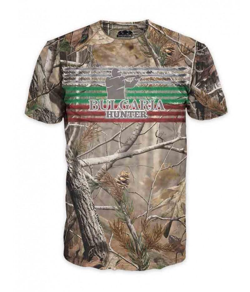 Тениска - Български ловец