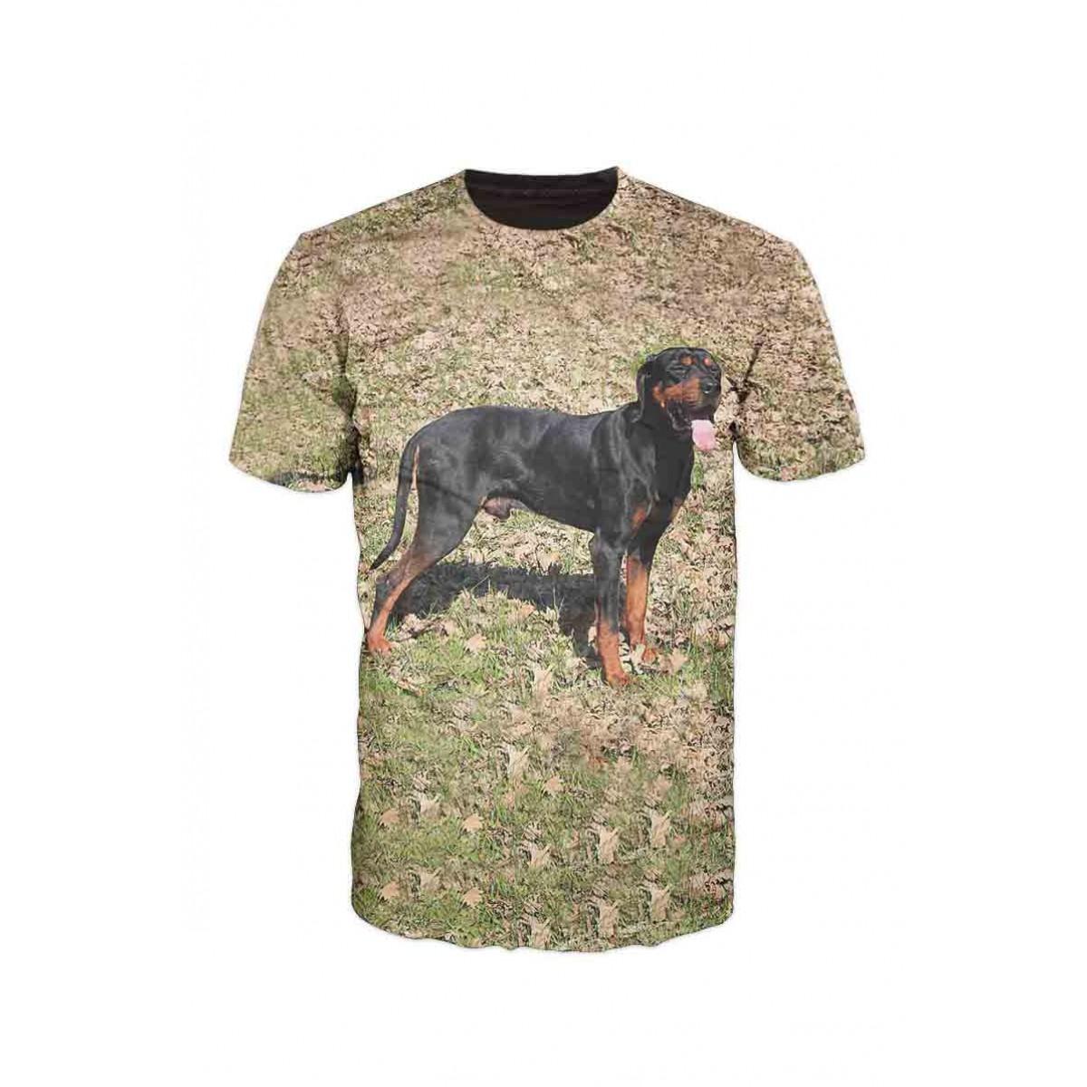 Ловна тениска с гонче