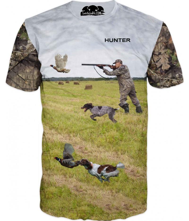 Страхотна ловна тениска - на лов за патици