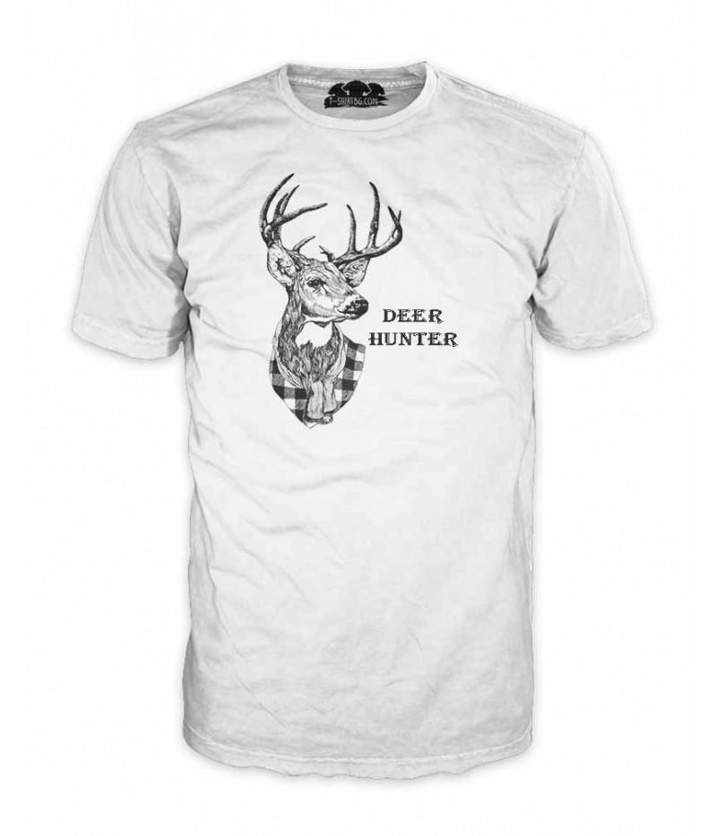 Ловна мъжка тениска - Deer Hunter