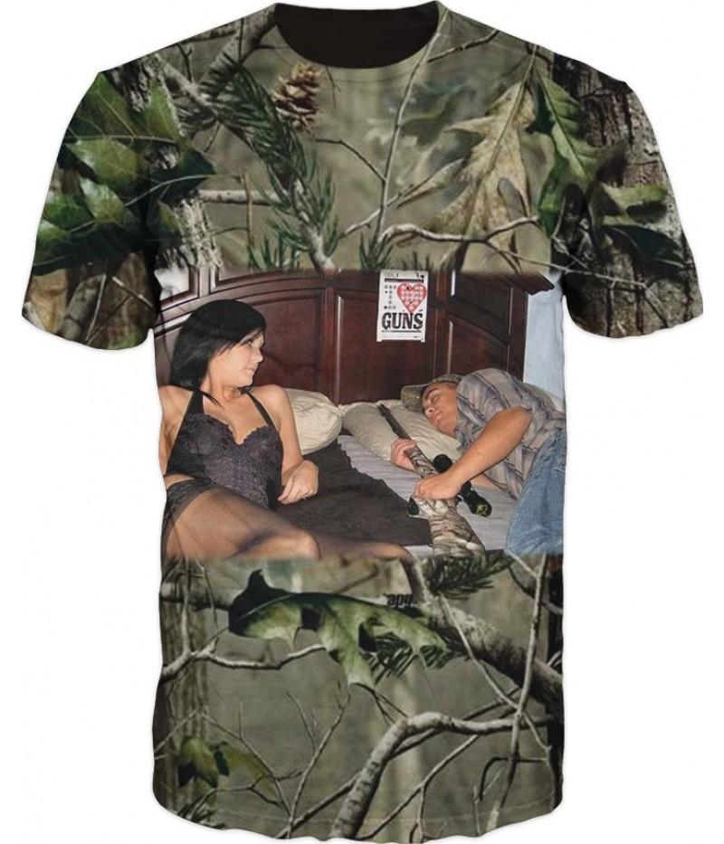 Ловна тениска - Чудесен подарък на истинския ловец