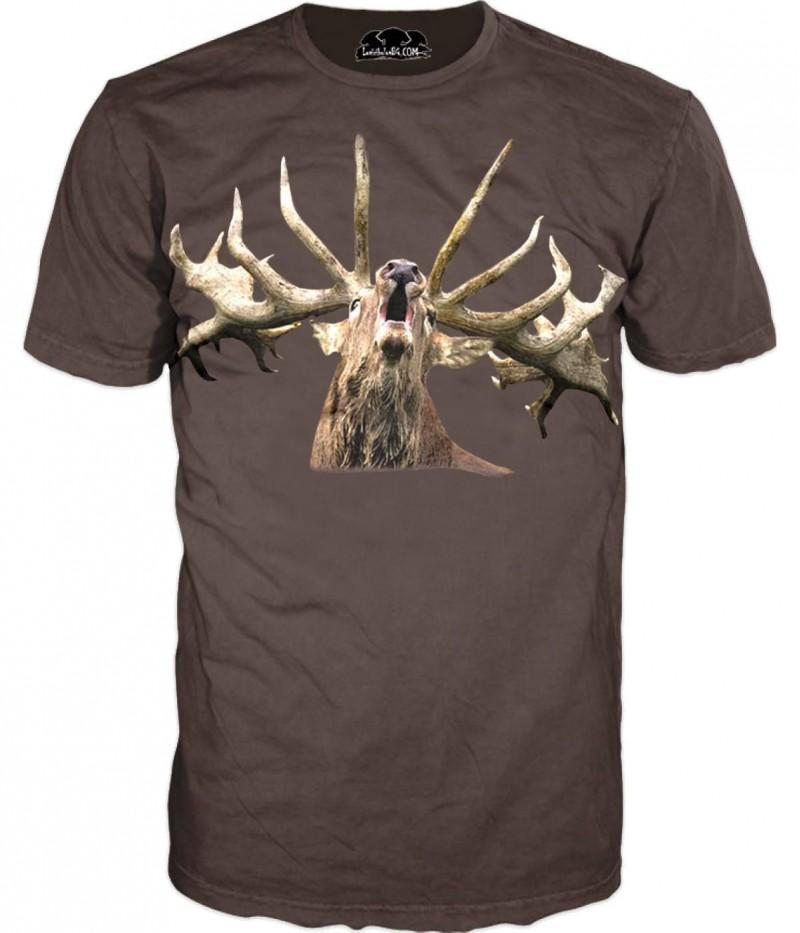 Тениска с елен