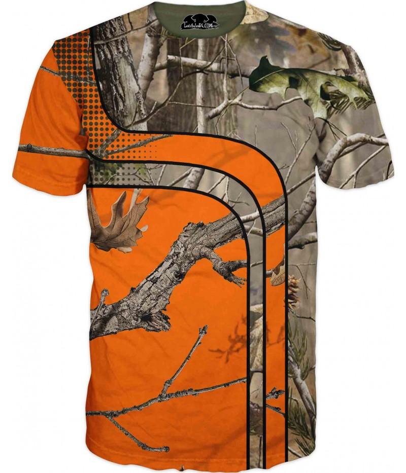 Ловна тениска - композиция