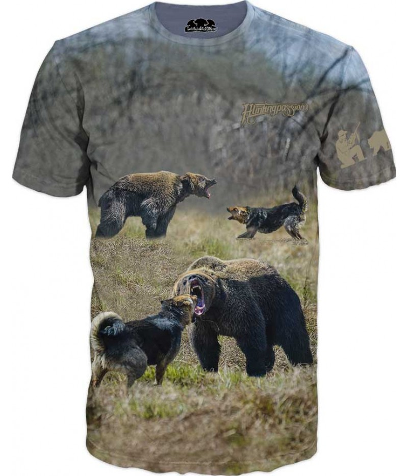 Ловна тениска - ДВУБОЙ