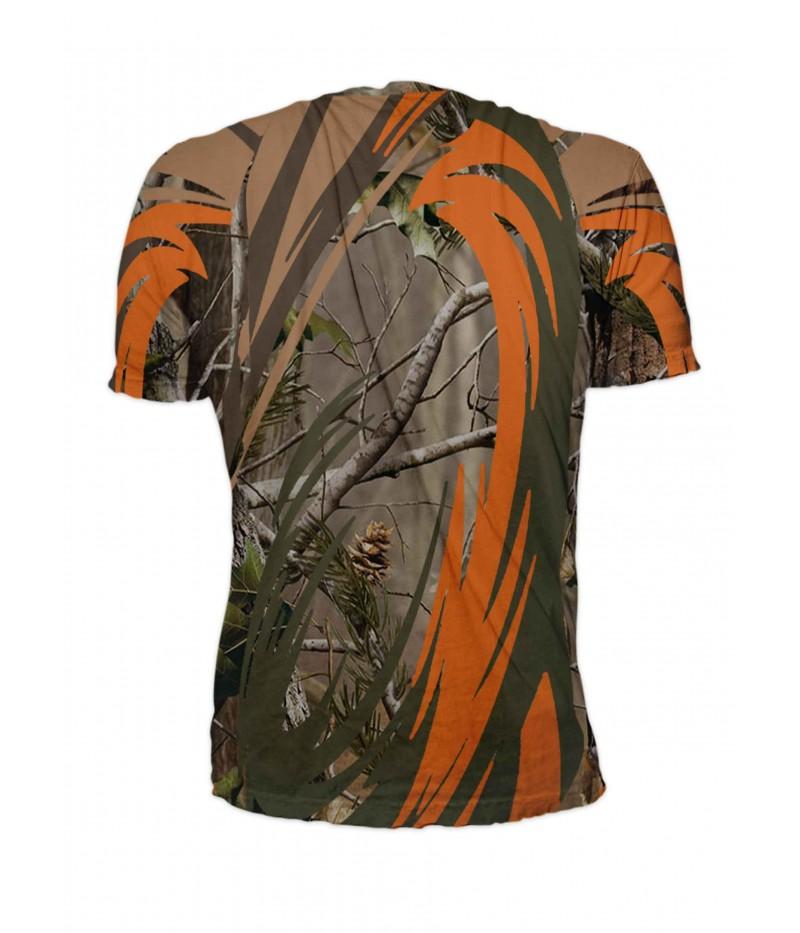 Ловна тениска - на лов