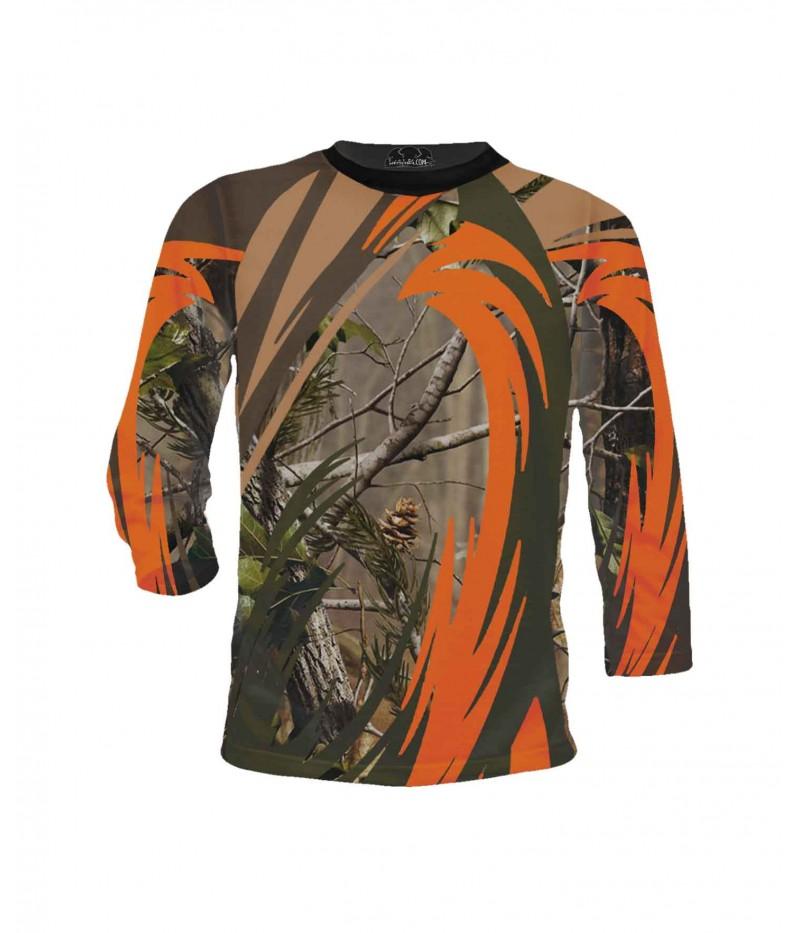 Ловна блуза - на лов