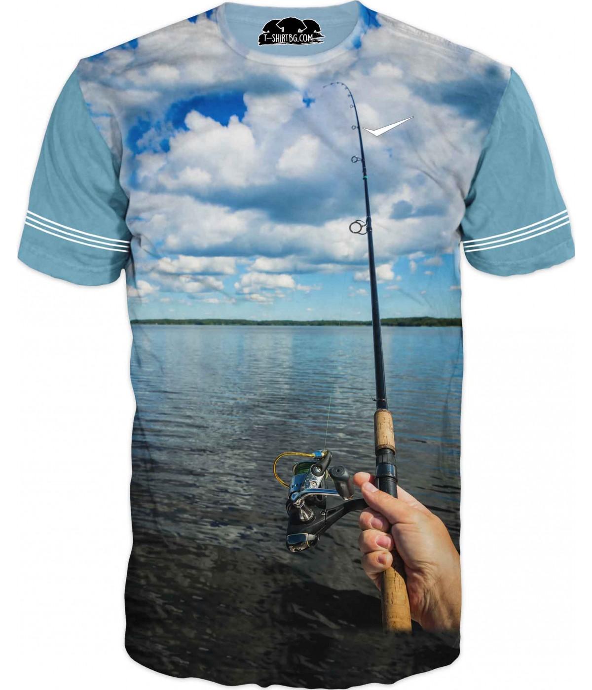 Риболовна тениска - за всеки рибар