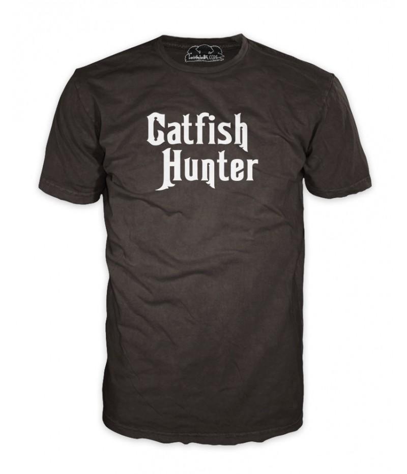 Риболовна мъжка тениска - Catfish Hunter