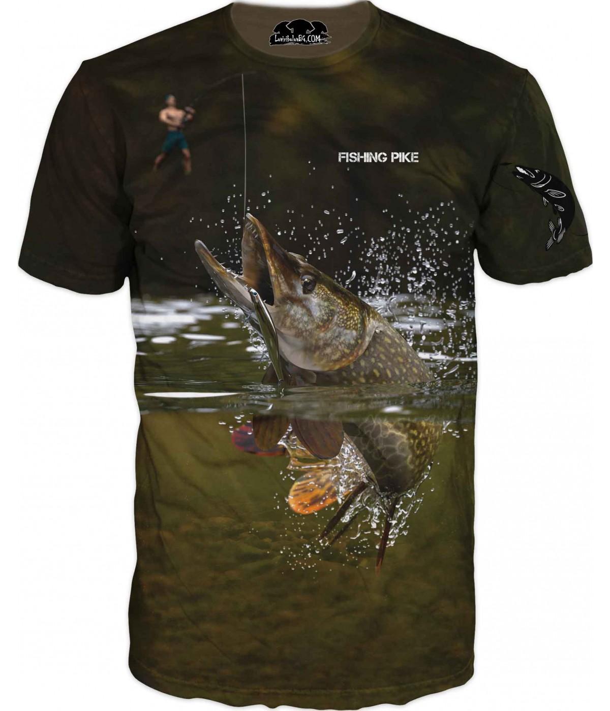 Тениска - Лов на Щука