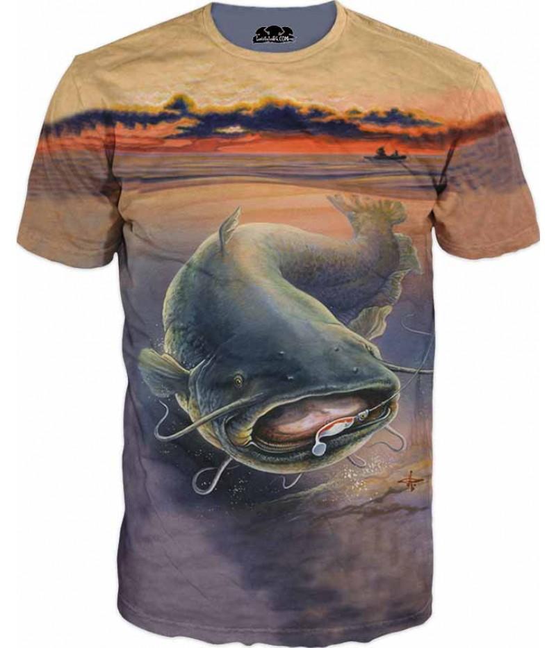 Страхотна тениска със Сом