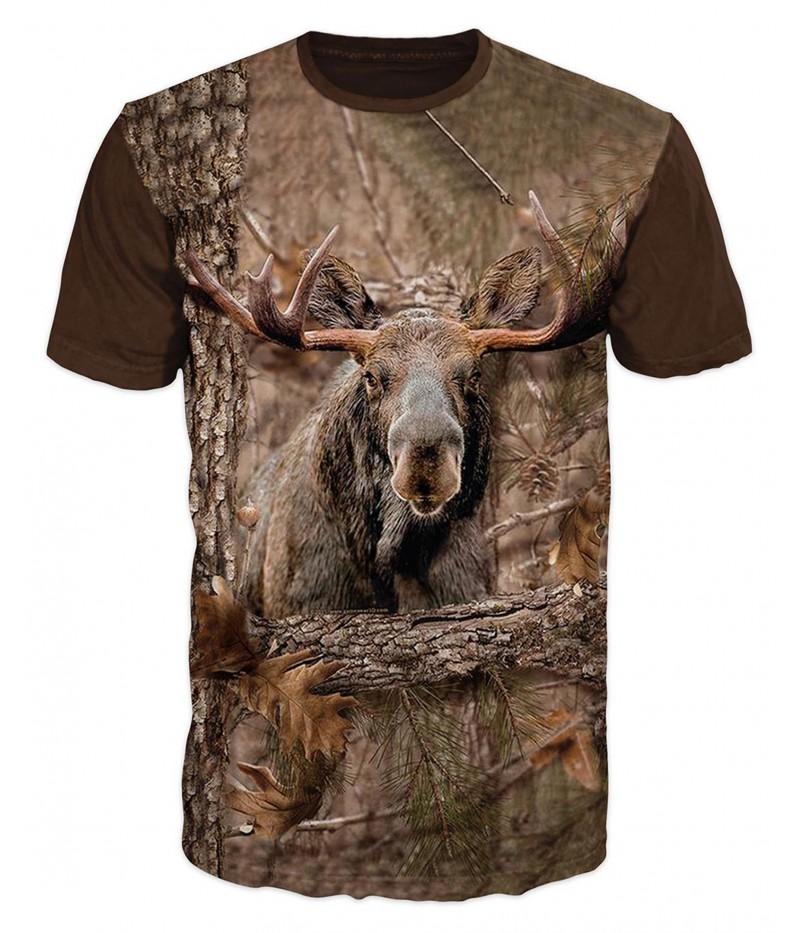 Ловна тениска с лос