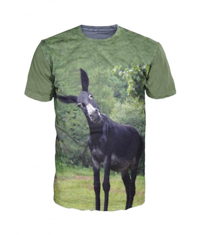 Тениска с магаре
