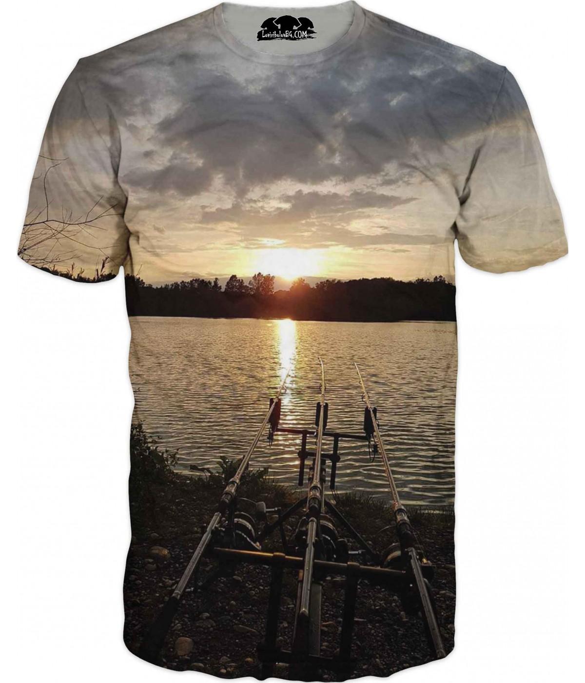 Тениска - пейзаж